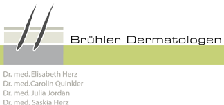 Hautaerzte Bruehl Logo